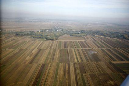 Terenurile agricole, ieftine şi profitabile până la extrem. Români şi străini luptă să prindă cele mai bune parcele.