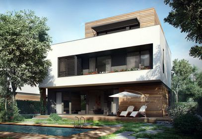 "Case pasive, cu design bioclimatic, în primul proiect rezidențial ""verde"" de lux de la noi (FOTO)"
