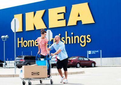 IKEA se pregăteşte pentru inaugurarea unui nou magazin în România