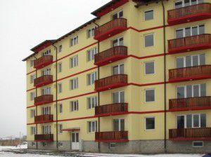 Locuinţe noi ANL, inaugurate în cartierul Colentina