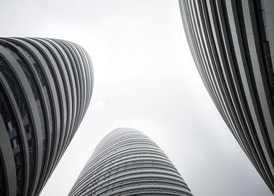 """China interzice clădirile cu arhitectură """"ciudată"""" (FOTO)"""