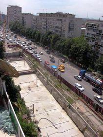 Metroul va circula până la Parcul Bazilescu – în 2011