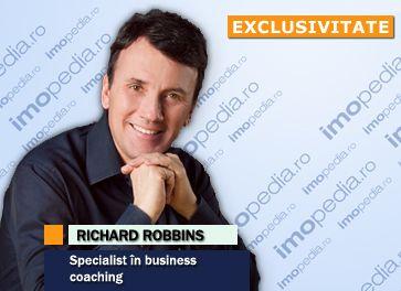Richard Robbins: Regulile unei afaceri de succes se aplică indiferent de contextul economic