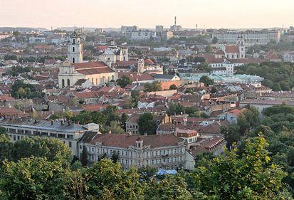 Capitala Lituaniei, oraşul cu cea mai rapidă dezvoltare din regiune