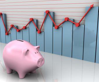Depozitele bancare au crescut în septembrie, faţă de luna anterioară