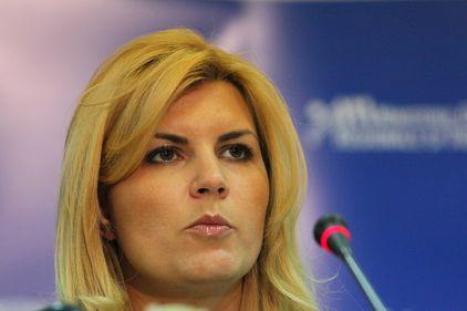 """Elena Udrea: """"Încercăm să realizăm cadastru imobiliar în toată ţara"""""""