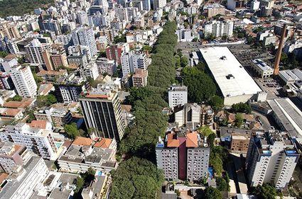 Câţiva imigranţi au scris istorie, în urbanism: ei au construit o pădure în oraş