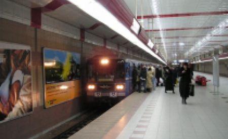 În 2012, 400.000 de oameni vor merge zilnic cu metroul în Sofia