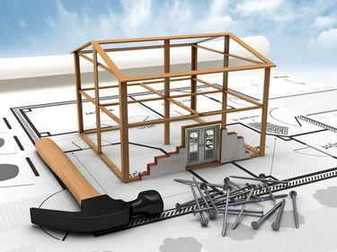 INS: 60% dintre autorizaţiile de construire, pentru zonele rurale