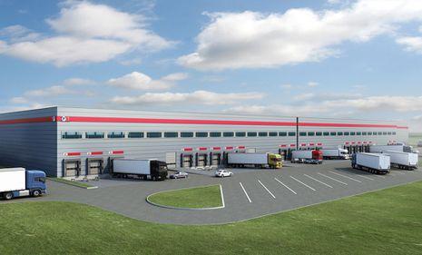 Industrial: nou complex logistic pentru Carrefour, în București, cu suprafața de 81.000 mp