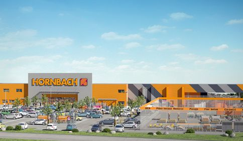 Investiție de 12 milioane euro: noul magazin Hornbach, la Sibiu