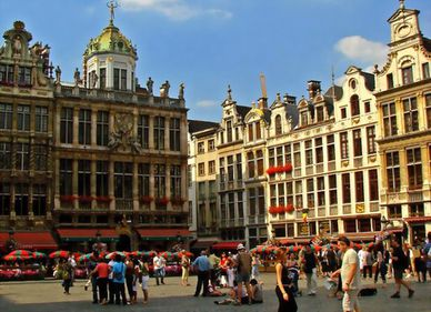 Bruxelles, un oraş a cărui piaţă imobiliară a crescut datorită instituţiilor europene