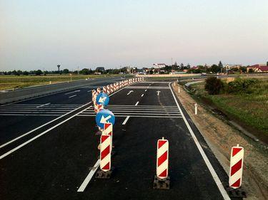 Se dă drumul la circulaţie pe autostrăzile Soarelui şi Bucureşti-Ploieşti