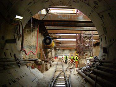 Magistrala 5, ruletă rusească cu viețile bucureștenilor - risc de prăbușire a tunelului, în zone mlăștinoase