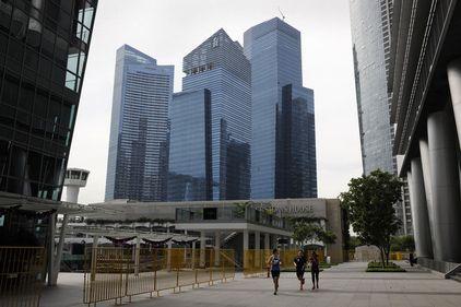 Scădere alarmantă a tranzacțiilor imobiliare, în Singapore