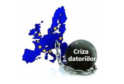 România are printre cele mai mici datorii publice din UE, iar datoria cumulată a statelor membre a crescut cu 667 miliarde într-un an