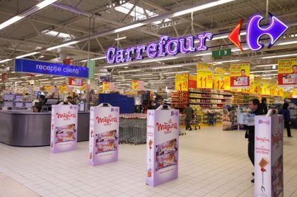 Carrefour va deschide un hipermarket în Mega Mall-ul de lângă Arena Naţională