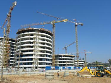INS: locuinţele noi, în creştere cu 5%