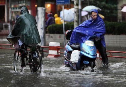 Top 10 – Cele mai expuse zone din lume la cutremure, inundaţii sau furtuni violente