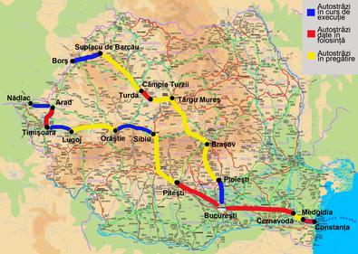 Autorităţile ne promit 100 km de autostrăzi până la finalul lui 2013. Situaţia din teren arată altfel