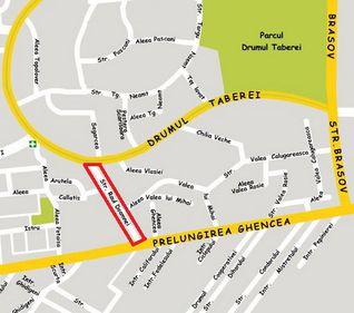 Circulaţia în Drumul Taberei va fi blocată pentru un an, din cauza lucrărilor la metrou