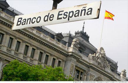 Sistemul bancar spaniol în pericol. Zona euro încearcă să împiedice Spania să ajungă în situaţia Greciei