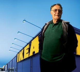 Fondatorul Ikea renunţa după 40 ani la paradisul fiscal elveţian şi revine în Suedia