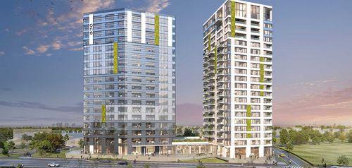 Două turnuri cu înălțimea de 75 de metri vor fi construite în București