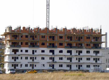 Sectorul construcţiilor capătă un elan semnificativ. INS anunţă o creştere de 7,5%