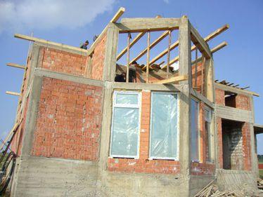 A scăzut volumul lucrărilor de construcţii în 2010 cu 14,4%