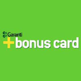 Bonus pentru cumpărăturile cu cardul de la Garanti Bank