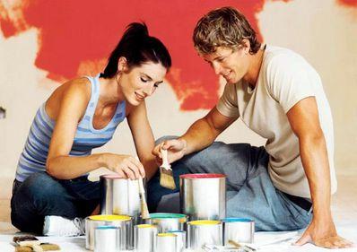 Cum să-ţi zugrăveşti singur casa şi să obţii un rezultat de profesionist?
