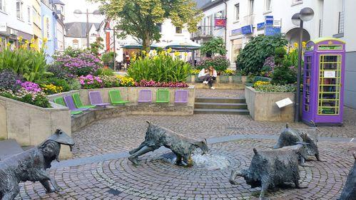 Spațiile publice din București, amenajate fără atenție la detalii. Care este imaginea de ansamblu?
