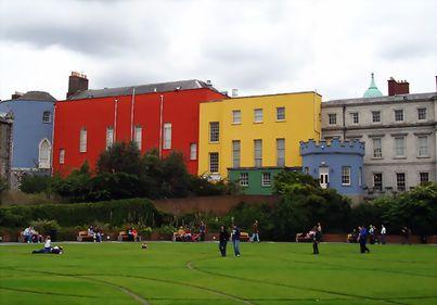 În Dublin, numai locuinţele premium nu s-au devalorizat din cauza crizei de pe piaţa imobiliară