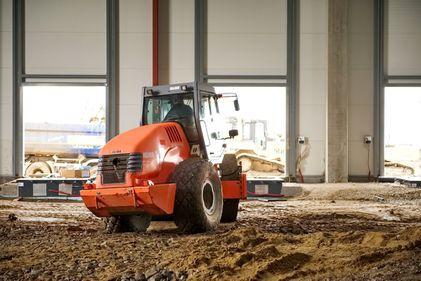 Un nou depozit, de 30.000 mp, construit de cel mai mare proprietar de spaţii logistice