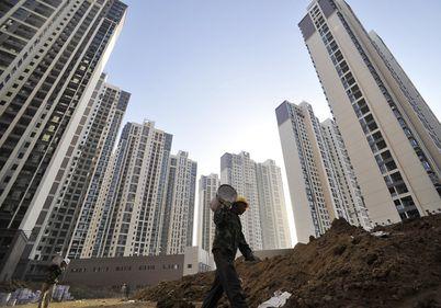 China se chinuie să reducă temperatura în imobiliare