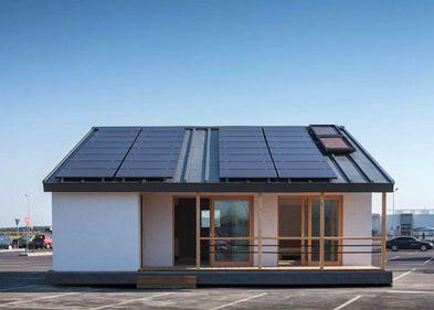 Casa ideală: fără facturi pentru căldură sau electricitate, scoasă la vânzare cu 50.000 euro