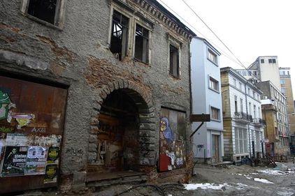 Au inceput lucrarile de restaurare a Hanului Gabroveni. Vezi cum arata proiectul