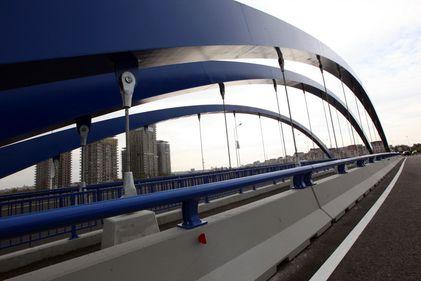 Cel de-al doilea pod al pasajului Mihai Bravu, deschis circulației (FOTO)