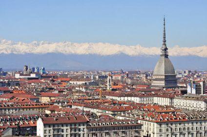 În Torino, proprietăţile centrale istorice sunt mult mai ieftine decât în Roma, dar atrag la fel de mulţi clienţi
