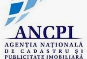 ANCPI: Extrasul de plan cadastral poate fi obținut online