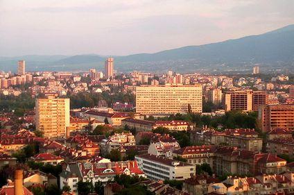 Sofia, oraş a cărui piaţă imobiliară a fost extrem de afectată de criza financiară globală