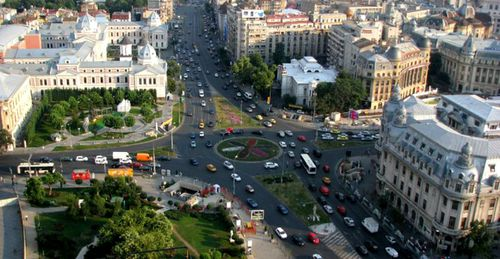 Proiect pentru București: nicio stradă neasfaltată şi fără utilităţi publice