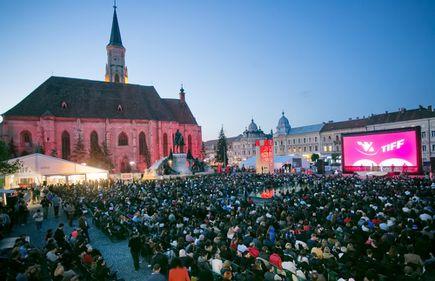 Economia locală, impulsionată de artă: 7,5 milioane de euro, impactul TIFF în Cluj