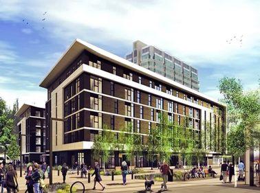 Oportunități, pentru dezvoltatori: construcția de ansambluri rezidențiale, în apropierea clădirilor de birouri