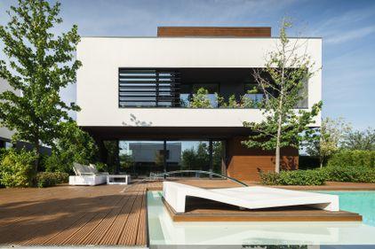 Primele vile care pot fi achiziţionate cu ipoteca verde, economii de peste 50.000 euro în 20 ani!