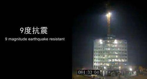 Chinezii au făcut-o din nou: Clădire de 30 de etaje, construită în 15 zile