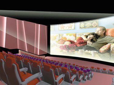 Popoviciu deschide pe 23 septembrie un cinematograf cu 13 săli în Băneasa