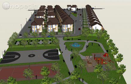 Castelli Residence, un nou cartier aproape de Bucureşti