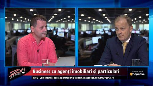 Business cu agenți imobiliari și particulari